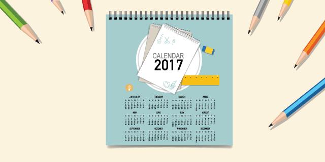 Imagen post calendario 2017 para imprimir