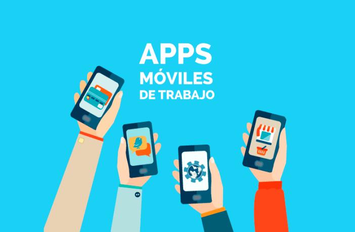 Imagen app de trabajo