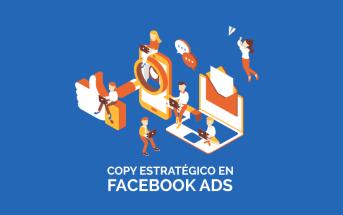 Imagen post analizar copy competencia facebook ads