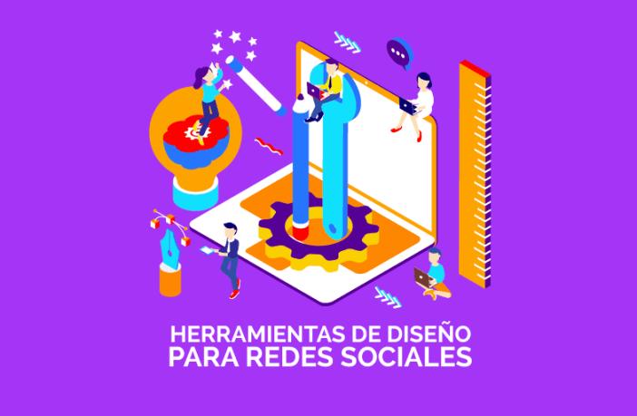 Imagen post herramientas para diseñar contenidos para redes sociales