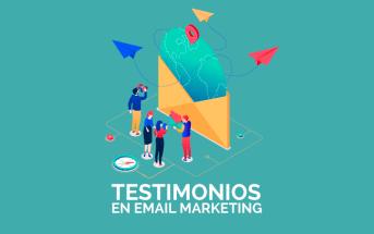 Imagen post testimonios en email marketing