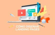 Imagen post diseño landing pages
