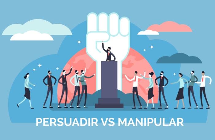 Imagen post - Diferencia entre persuadir y manipular