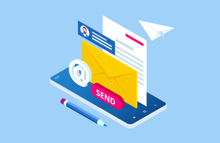 Imagen post formatos de email marketing