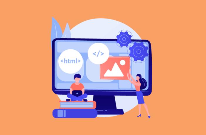elementos del header de una pagina web