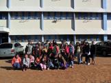Visita à UFSM de Palmeira das Missões.