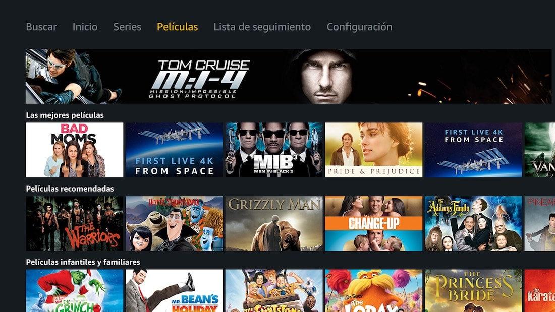 Amazon Prime Video Apple TV