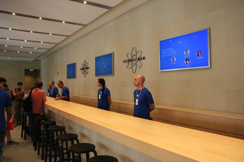 Apple Store Paseo de Gracia 14
