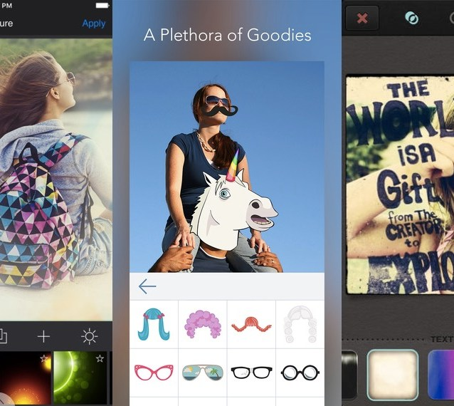 Apps Fotos iOS - apps de fotografía