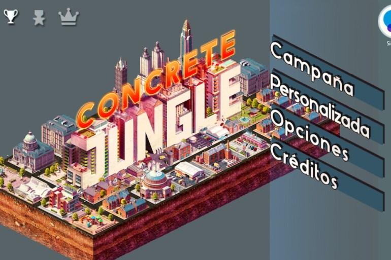 Concrete Jungle iOS