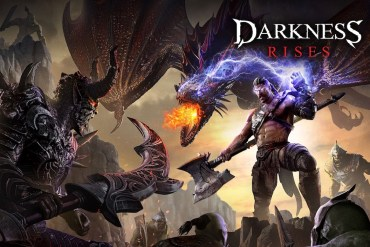 Darkness Rises RPG