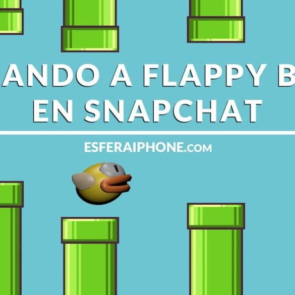 Flappy Bird Snapchat