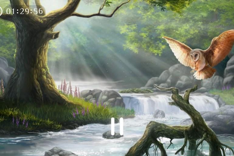 Flowing ~ Meditation & Mindfulness