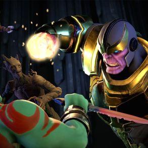 Guardianes de la Galaxia - Una aventura de Telltale Games