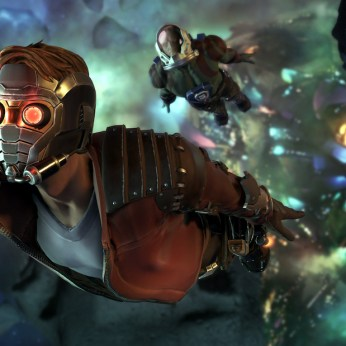 Guardianes de la Galaxia - The Telltale Game
