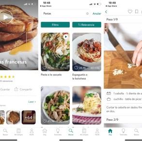 Kitchen Stories - App de recetas