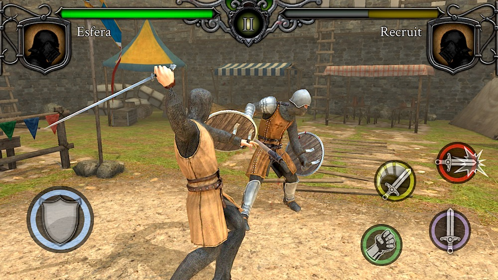 Knights Fight: Medieval Arena Novedades app store