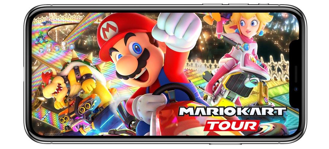 Mario Kart Tour - Nintendo