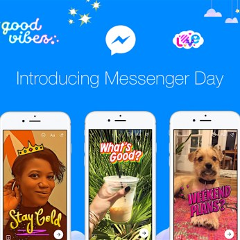 Messenger Day Facebook