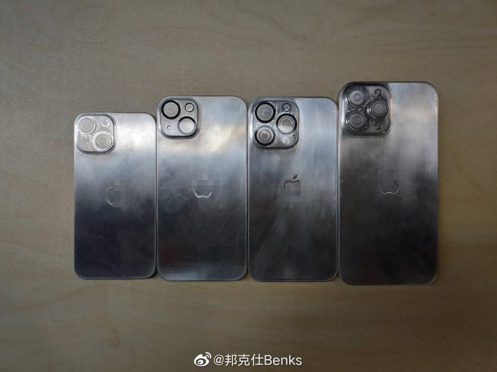 Moldes iPhone 13