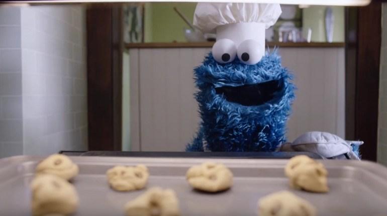 Monstruo de las galletas Siri