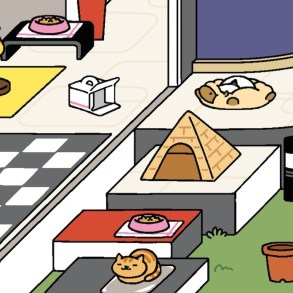 Neko atsume - juego gatos iPhone