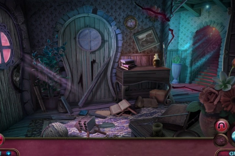Nevertales: Shattered Image - Room Escape