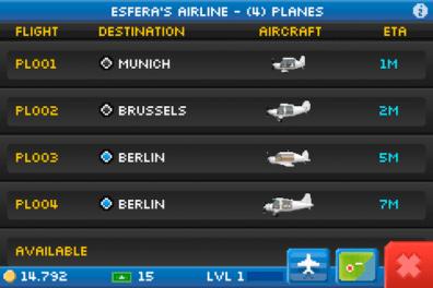 Pocket planes 5