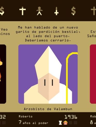 Reigns para iPhone