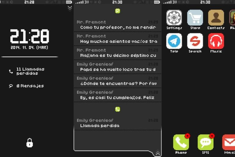 Replica iOS