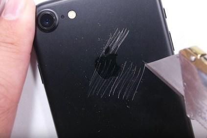 Resistencia iPhone 7