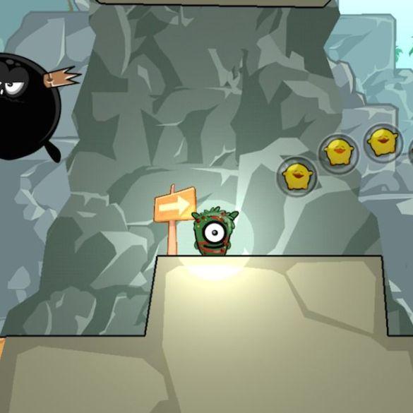Splot - Juego de plataformas para iOS
