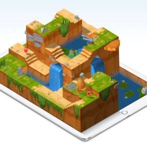 Swift Playgrounds programación para niños