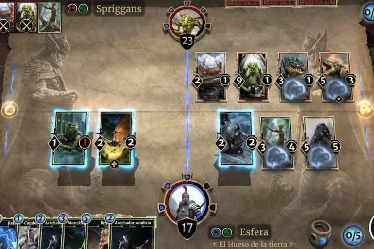 The Elder Scrolls: Heroes de Skyrim