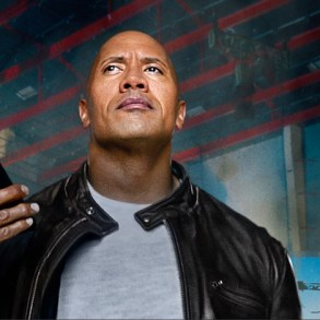 The Rock X Siri anuncio