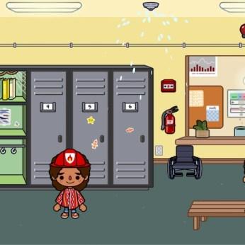 Toca Life: School - aplicaciones infantiles