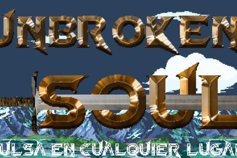 Unbroken Soul logo