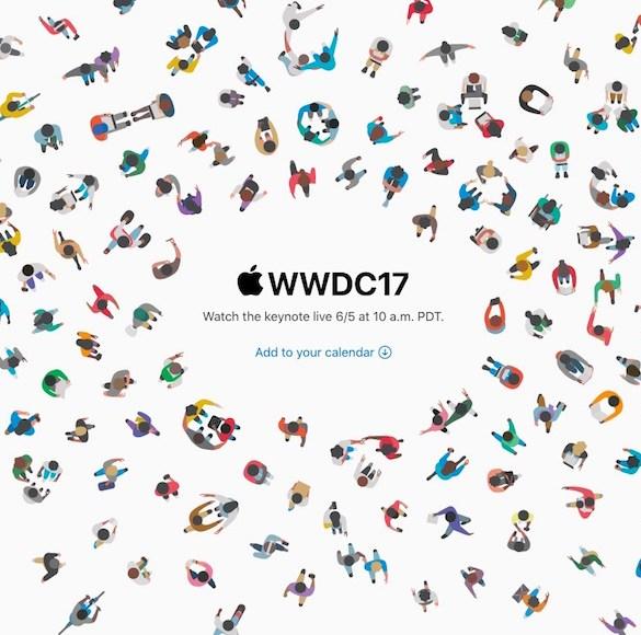 WWDC 17 Apple Keynote