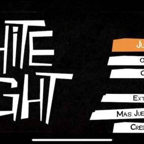 White Night - juego de terror en blanco y negro