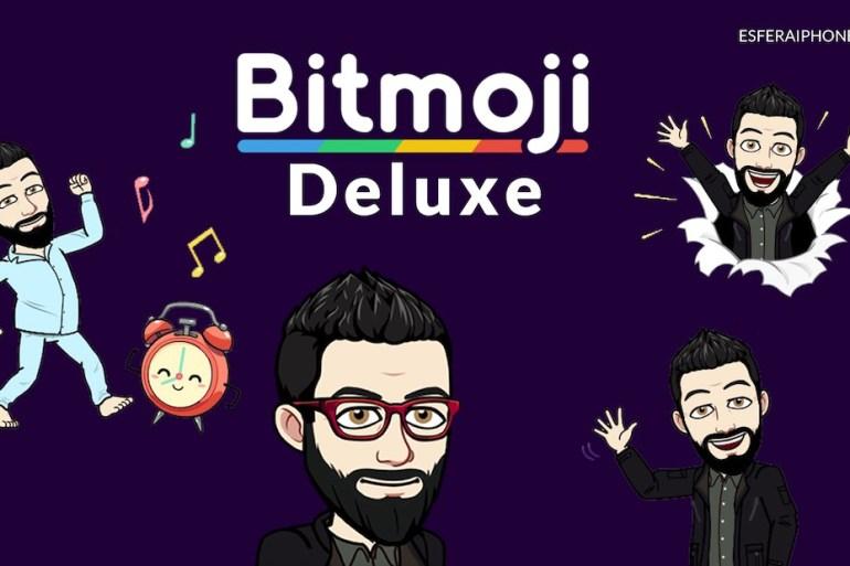 Bitmoji Deluxe