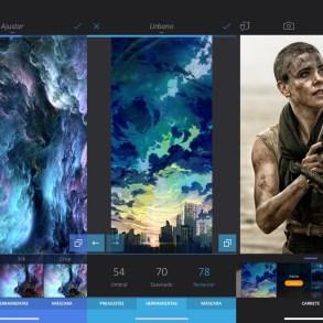 Enlight - App retoque fotográfico