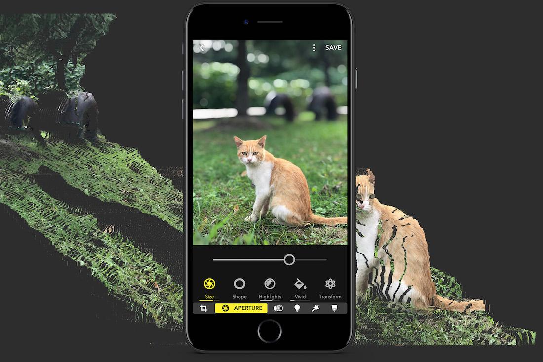 App Focos para iPhone