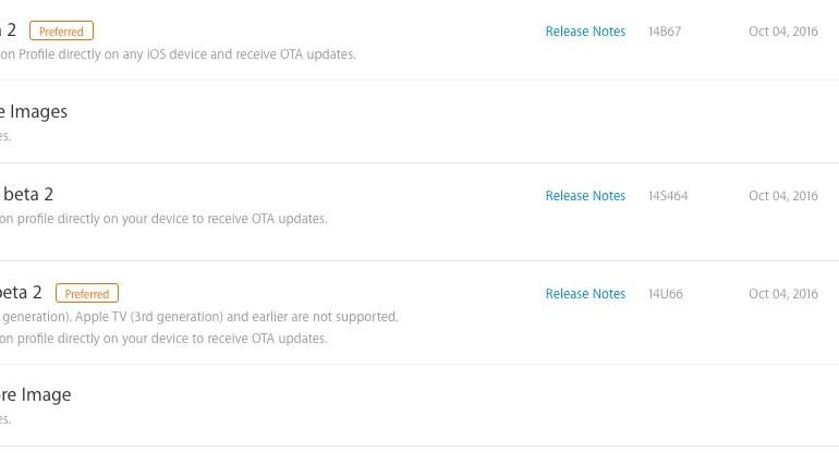 iOS 10.1 beta 2
