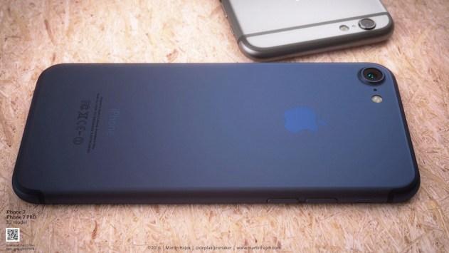 iPhone 7 Deep Blue 8