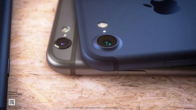 iPhone 7 Deep Blue 9