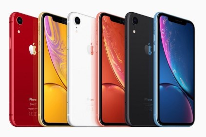 iPhone XR colores