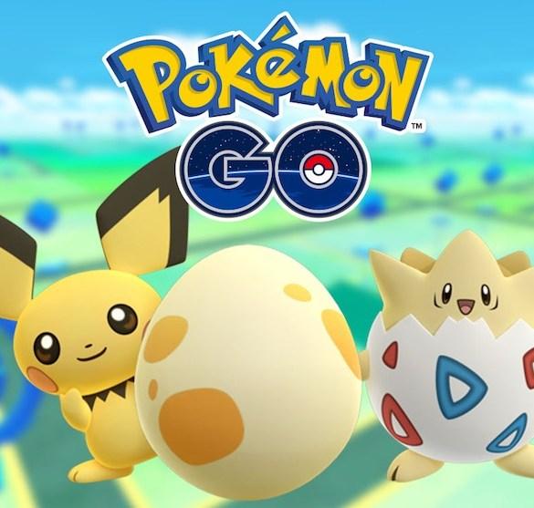 Nuevos Pokémon en Pokémon GO