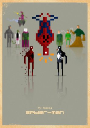 spider_man_8_bit_by_capdevil13-d4u3131
