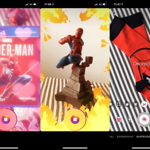 Nuevos efectos Superzoom en Instagram Stories