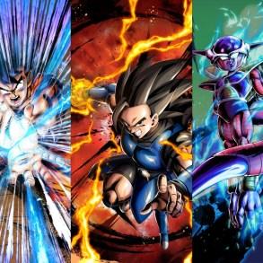 Tarjetas Dragon Ball Legends